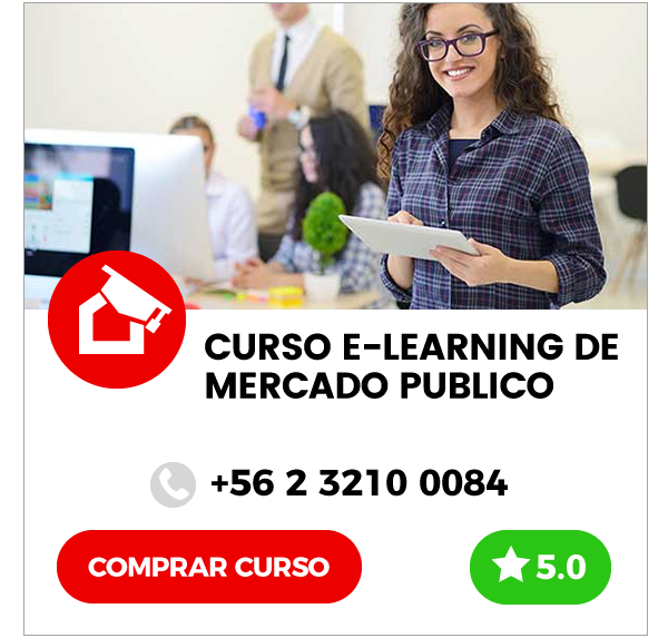 Curso E-learning de Mercado Público